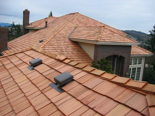 Cedar Shingle Shake Total Roofing Amp Siding